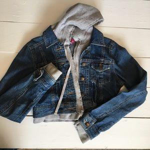 SO Denim Jacket Large